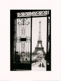 Eiffel Tower  1925