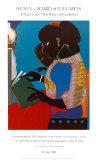 the blues art print by romare bearden at artcom
