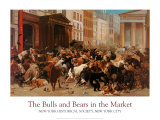Bulls and Bears in the Market