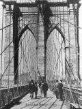 Brooklyn Bridge  1886