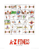 A-Z of Fitness