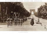 1975 Tour Finish on the Champs Élysées