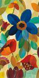 Summer Floral Panel I