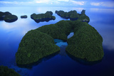 An Aerial Photo of Palau's Rock Islands