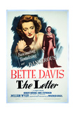"""The Letter"" 1940  Directed by William Wyler"