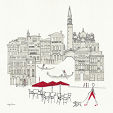 World Cafel IV - Venice Red