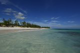 Tranquil Waters on Eleuthera Beach