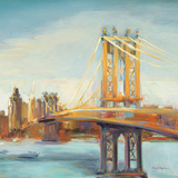 Sunny Manhattan Bridge