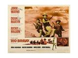 "Howard Hawks' Rio Bravo  1959  ""Rio Bravo"" Directed by Howard Hawks"