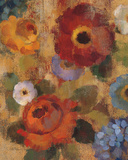 Jacquard Floral II