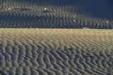 Reflections of Sunlight in Gypsum Sand Dunes