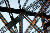 Detail of the Sydney Harbour Bridge
