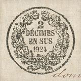 Letter Crest II