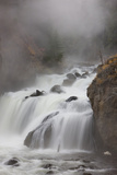 Tower Falls on the Firehole River