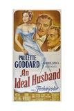 """Oscar Wilde's An Ideal Husband  1947  """"An Ideal Husband"""" Directed by Alexander Korda"""