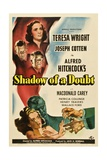 Shadow of a Doubt  1943  Directed by Alfred Hitchcock