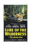 "Cry of the Swamp  1952  ""Lure of the Wilderness"" Directed by Jean Negulesco"
