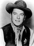 "Ronald Reagan ""Law And Order"" 1953  Directed by Nathan Juran"