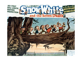 Snow White And the Seven Dwarfs  1937  Directed by Walt Disney