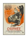 "Orpheus  1950 ""Orphee"" Directed by Jean Cocteau"