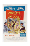 Artists And Models  1955  Directed by Frank Tashlin