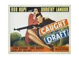 Caught In the Draft  1941  Directed by David Butler