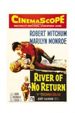 River of No Return  1954  Directed by Otto Preminger