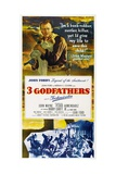 "Three Godfathers  1948  ""3 Godfathers"" Directed by John Ford"