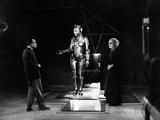 """R Klein Rogge """"Metropolis"""" 1927  Directed by Fritz Lang"""