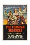 The Corsican Brothers  1941  Directed by Gregory Ratoff