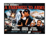 A Farewell To Arms  1957  Directed by Charles Vidor