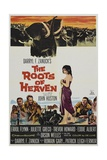 The Roots of Heaven  1958  Directed by John Huston