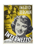 "Intermezzo  1939  ""Intermezzo: a Love Story"" Directed by Gregory Ratoff"