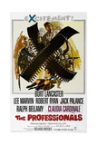 The Professionals  1966  Directed by Richard Brooks