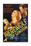 The Werewolf of London  1935  Directed by Stuart Walker