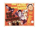 Air Raid Wardens  1943  Directed by Edward Sedgwick