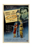 Scarlet Street  1945  Directed by Fritz Lang