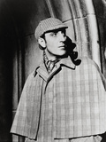 "Basil Rathbone ""The Adventures of Sherlock Holmes"" 1939  Directed by Alfred L Werker"