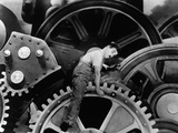 "Charlie Chaplin ""The Masses"" 1936  ""Modern Times"" Directed by Charles Chaplin"