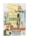 "Striptease Lady  1943  ""Lady of Burlesque"" Directed by William A Wellman"