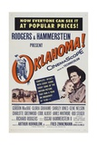 Oklahoma!  1955  Directed by Fred Zinnemann