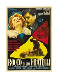 "Rocco And His Brothers  1960 ""Rocco E I Suoi Fratelli"" Directed by Luchino Visconti"