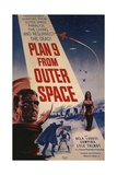 "Grave Robbers From Outer Space  1959  ""Plan 9 From Outer Space"" Directed by Ed Wood"