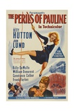 "Betty Hutton ""The Perils of Pauline"" 1947  Directed by George Marshall"