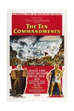 The Ten Commandments  1956  Directed by Cecil B Demille