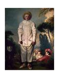 Gilles  Ca 1718-19