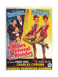 "Howard Hawks' Gentlemen Prefer Blondes  1953  ""Gentlemen Prefer Blondes"" Directed by Howard Hawks"