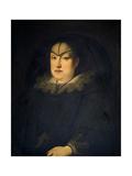 Archduchess Maria Magdalena of Austria  Grand Duchess of Tuscany  Ca 1627  Flemish School