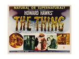 The Thing From Another World  1951  Directed by Howard Hawks