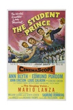 The Student Prince  1954  Directed by Richard Thorpe